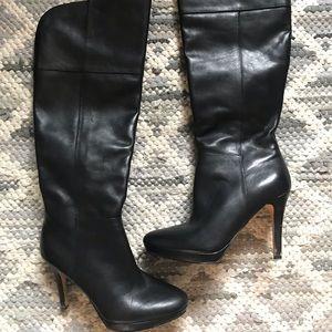 Audrey Brooke heeled boots